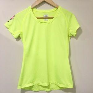 The North Face running shirt